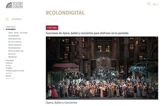 Colón Digital streaming